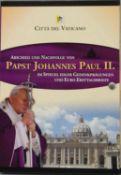 Abschied und Nachfolge von Papst Johannes Paul II. im Spiegel edler Gedenkprägungen und Euro-