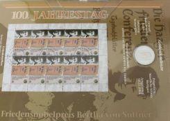 Sammlung Numisblätter, Nummern: WM Numisblatt 2005, 1/2005, 2/2005, 3/2005, 4/2005, 5/2005, Jahrgang