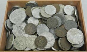 schönes Lot ältere Münzen Österreich, dabei Alugeld, etc. Besichtigung empfohlen,