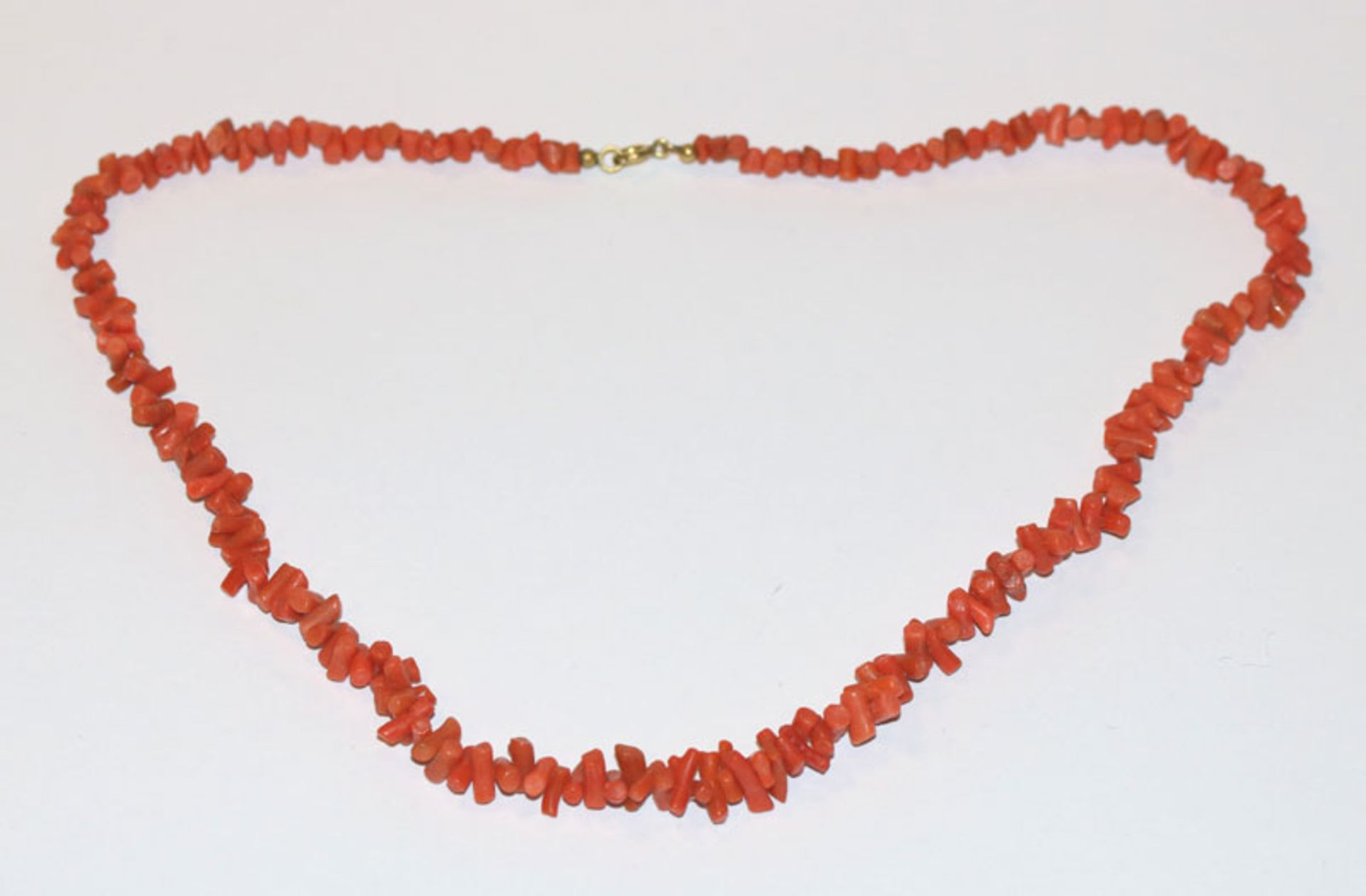 Korallenkette, L 50 cm