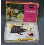 A boxed Pedigree Sindy Washday set