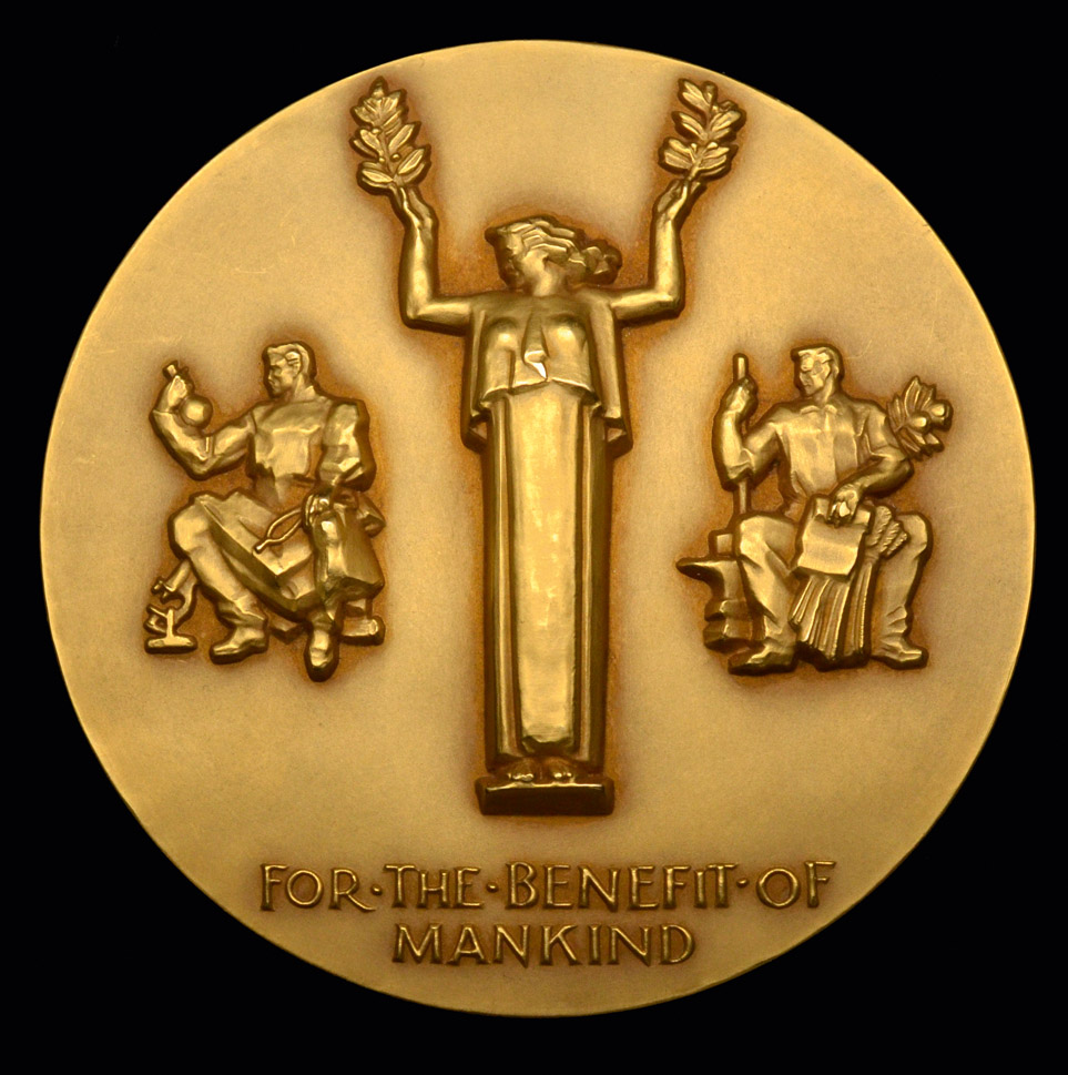 The Nobel Prize in Chemistry and three further medals awarded to George de Hevesy (1885-1966), - Image 7 of 17