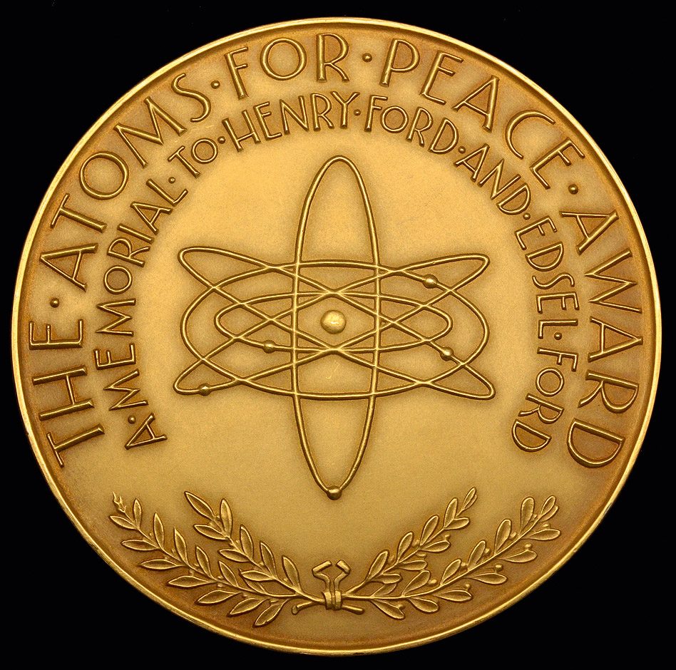 The Nobel Prize in Chemistry and three further medals awarded to George de Hevesy (1885-1966), - Image 8 of 17
