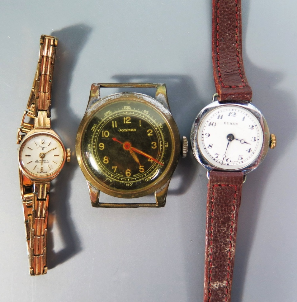 are swiss made josmar pocket watches worth anything ...