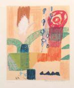 Ida Kerkovius (Riga 1879 - 1970 Stuttgart) Ohne Titel (Abstrakte Komposition), 1963 Farbige