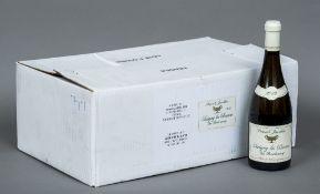 Patrick Javillier Savigny-les-Beaune les Montchenevoy, 2012 Twelve bottles, boxed.