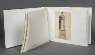 The Choregic Monument of Lysicrates Limited numbered edition with illustrations after James