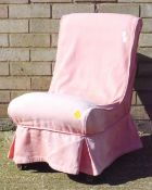 A nursing chair