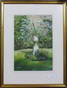 NEIL WOODFORD, Flowering Urn,