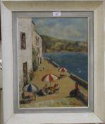 CANNELL, Mediterranean Scene,