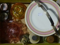 A quantity of various china,
