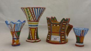 Saudi Arabian pilgrimage pottery