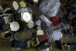 A quantity of thirty modern watches