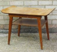 A Myer mid century side table
