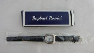 A Raphael Rossini lady's wristwatch
