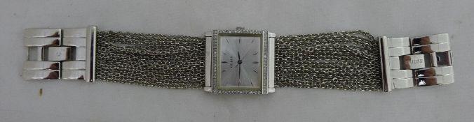 A lady's Guess dress watch