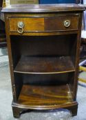 A small modern side cabinet