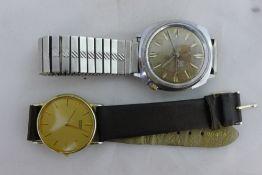 Two vintage gentlemen's watches