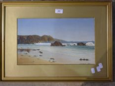 Maybank, coastal landscape,