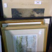 A quantity of decorative prints (5)