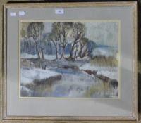 ALINE GOWEN, landscape,