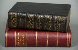 Breviarum Romanum Ex Decreto. 1768, with rare floral end papers, donated by W.G.