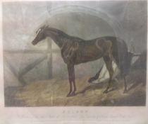 CHARLES HUNT (1803-1877) British, after JOHN FREDERICK HERRING Senior (1795-1865) British Poison,
