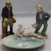 A Doulton figure 'The Gaffer',