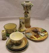 A collection of Royal Doulton Series ware