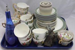 A quantity of decorative ceramics etc