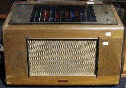 A Cambridge international radio