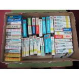 Approximately Forty Boxes of Plastic Original Airfix 'OO' Scale Figures, all with a WWI/WWII