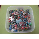 A Large Quantity of Miscellaneous Lead Figures, mid XX Century and later, various themes by Timpo,