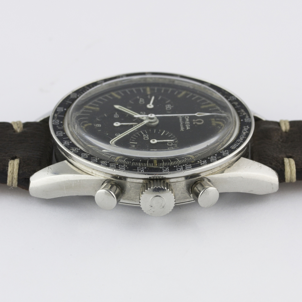 "Lot 180 - A RARE GENTLEMAN'S STAINLESS STEEL OMEGA SPEEDMASTER ""ED WHITE"" CHRONOGRAPH WRIST WATCH DATED"