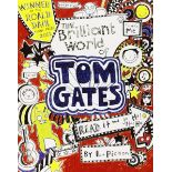 Be part of a Tom Gates story by Liz Pichon