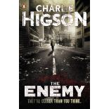 Be part of a Charlie Higson story