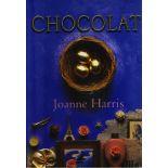 Be part of Joanne Harris' next 'Chocolat' story