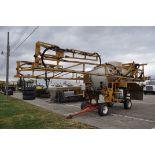 Ag Chem model 1800 complete spray system, 85' booms, 1800 gal SS tank, solution pump, hyd pump