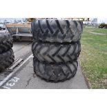 (3) 23.1x30 tires w/ 10-bolt rim (fits RoGator)