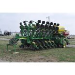 2011 John Deere 1790 16/32 planter, central fill, no-till, hyd drive population control, Keeton seed