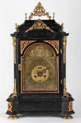 Large baroque table clock Stredni Evropa, pravdepodobne Cechy, 1. polovina 18. stoleti,