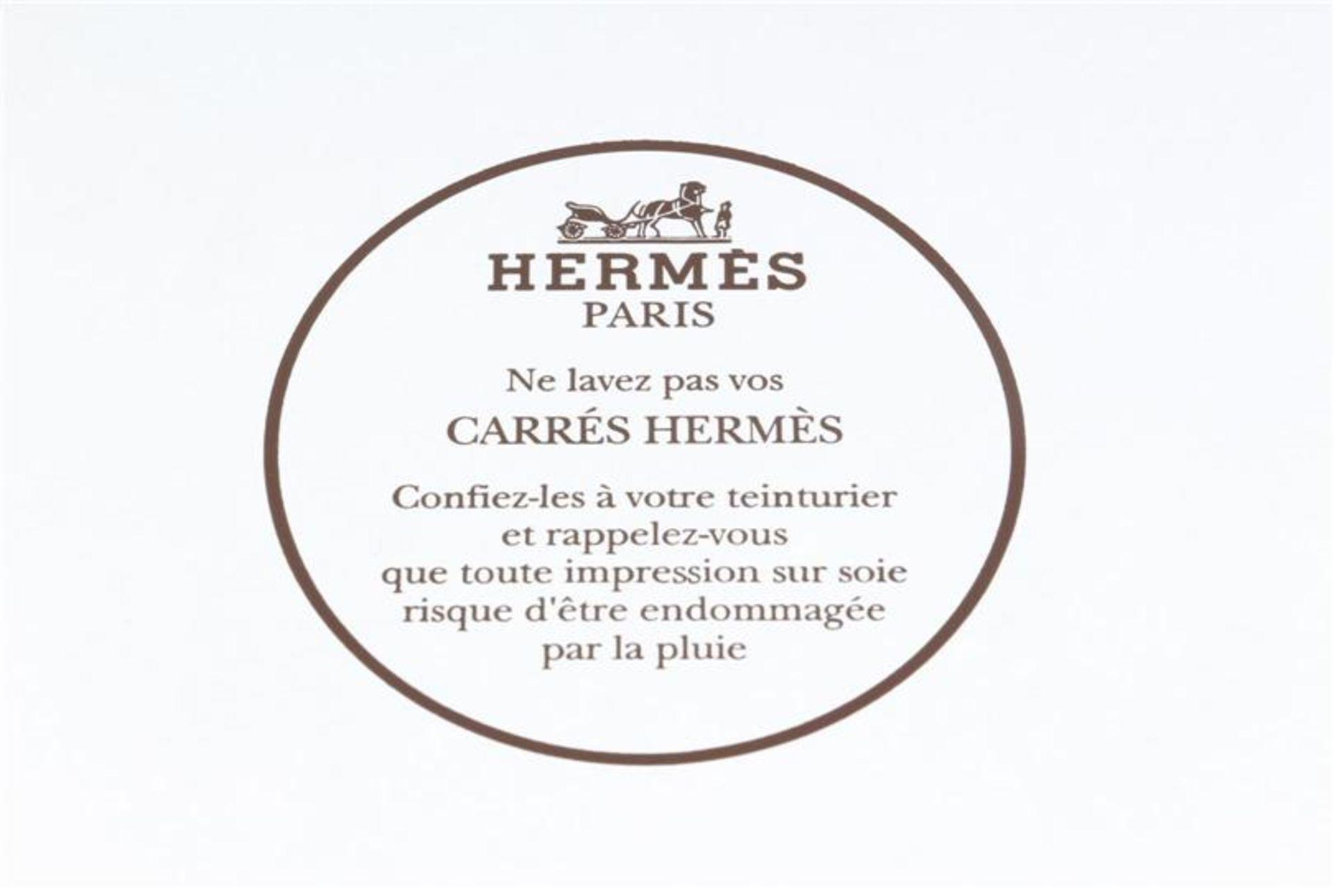 Los 38 - Hermès sjaal.