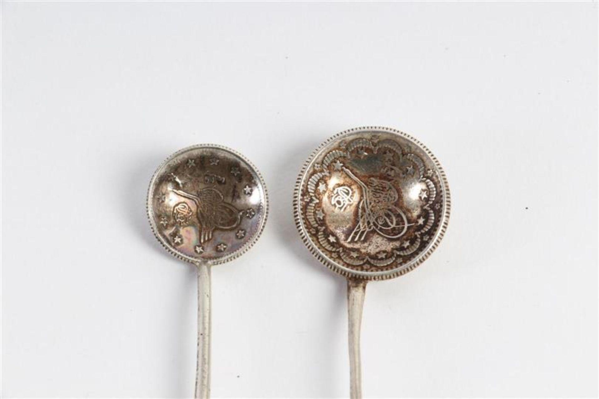 Los 58 - Divers Djokja w.o. miniaturen. Toegevoegd vier opiumgewichten.