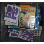 Box of Crafting Printing blocks