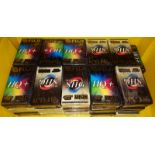 Box Containing 30 VHS_Camcorder Tapes Super SHG & HQ+ 45