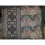 Box of Six Rugs & Throws