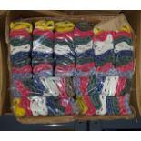 80 Rolls of Fine Crepe Paper 50cm x 250cm assorted colours