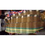 Bronte Tweed Travel Rug Plus 3 other travel rugs