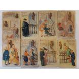 10 Vintage Postcards