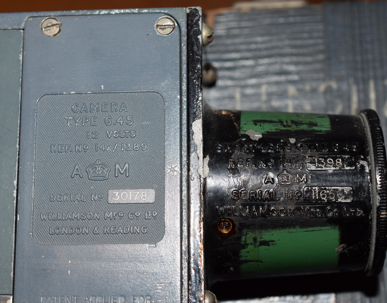 WW2 Spitfire Pilot's Gun Camera And Memorabilia (Multiple Images 1 of 31) - Image 12 of 31